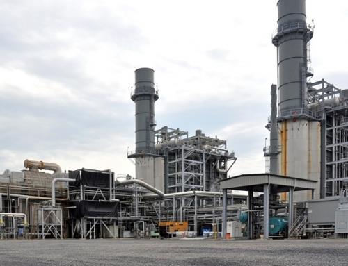 Gas Turbine Power Generation Plant