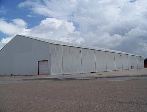 Cotton Storage Warehouse